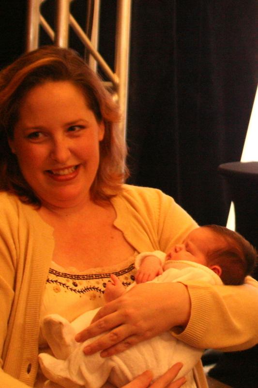 Merna & Baby Avery 10-20-06