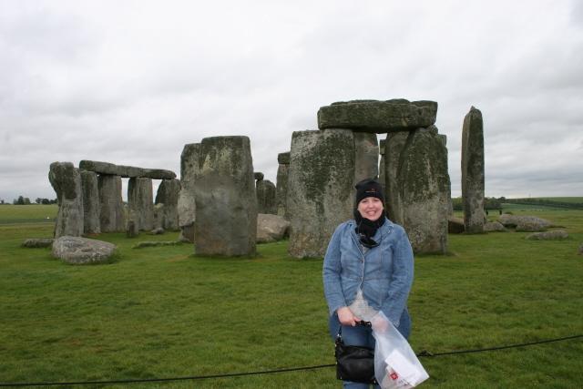 merna at stonehenge